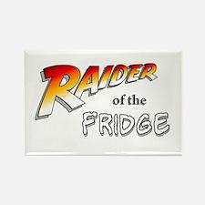 Raider of the Fridge Rectangle Magnet