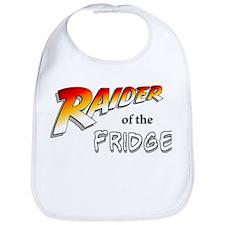 Raider of the Fridge Bib