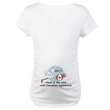 Stork Baby Canada USA Shirt