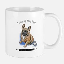 Frog Dog (BM Fawn Boy) Mug