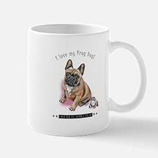 Frog Dog (BM Fawn Girl) Mug