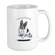 Frog Dog (Pied Boy) Mug
