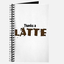 Thanks A Latte Journal