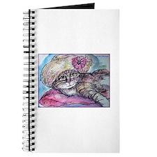 Cat, Lovely, Journal
