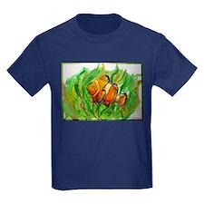 Funny Fish art T