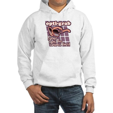 The Jerk Opti Grab Hooded Sweatshirt
