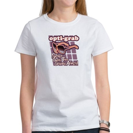 The Jerk Opti Grab Women's T-Shirt
