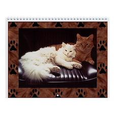 CAT LOVER'S Wall Calendar