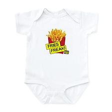 Cute Mac king Infant Bodysuit