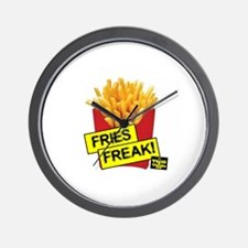 Funny Mac king Wall Clock