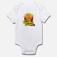 Unique Whoppers candy Infant Bodysuit
