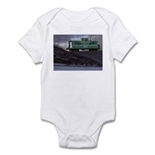 Lehigh Valley Caboose Infant Bodysuit