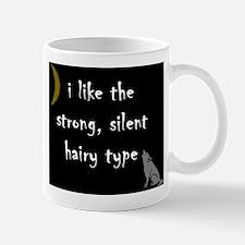 New Moon Strong Silent Hairy Mug
