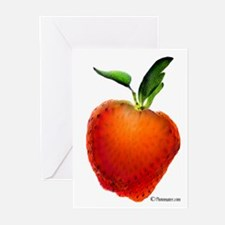 Strawberry Greeting Cards (Pk of 20)