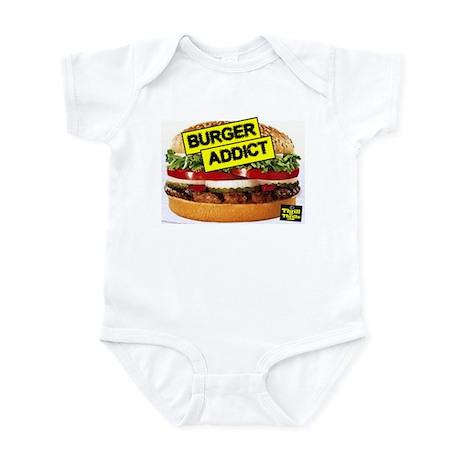 Burger-Addict! Body Suit