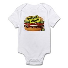 Burger-Addict! Body Suit
