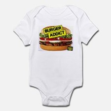 Funny Whoppers candy Infant Bodysuit