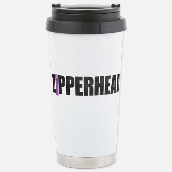 Zipperhead Stainless Steel Travel Mug