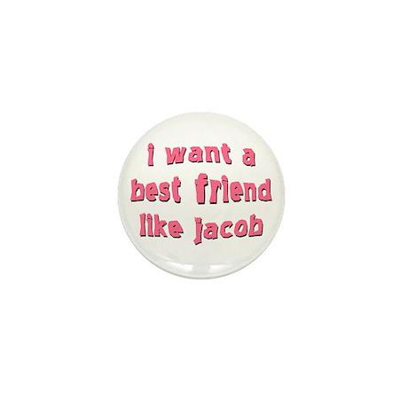 Best Friend Jacob Mini Button (100 pack)