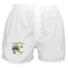 The Best Puggle Design Boxer Shorts