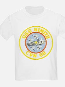 USS NIMITZ T-Shirt