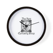 New Curiosity Shop Wall Clock