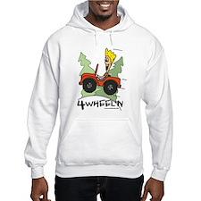 Fidget Four Wheeling Hoodie