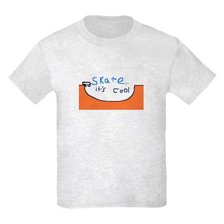 CJ's Skate... It's Cool Kids Light T-Shirt