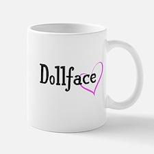 Dollface Small Small Mug