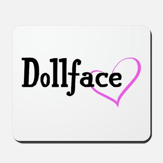 Dollface Mousepad