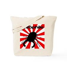 Entophile Rising Sun Tote Bag