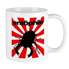 Entophile Rising Sun Mug