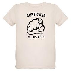 Australia Needs You T-Shirt