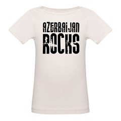 Azerbaijan Rocks Tee