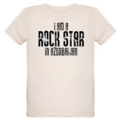 Rock Star In Azerbaijan T-Shirt