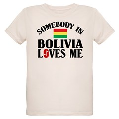 Somebody In Bolivia T-Shirt