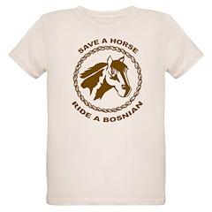 Ride A Bosnian T-Shirt