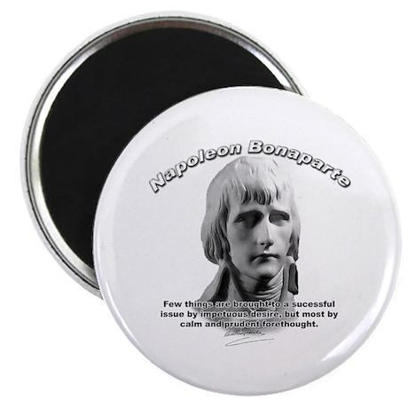 "Napoleon Bonaparte 01 2.25"" Magnet (100 pack)"