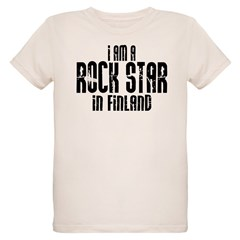 Rock Star In Finland T-Shirt