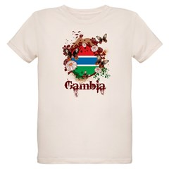 Butterfly Gambia T-Shirt