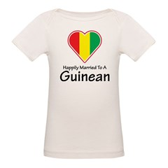 Happily Married Guinean Tee