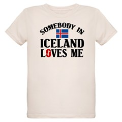 Somebody In Iceland T-Shirt