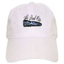 Ski Park City Baseball Cap