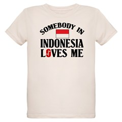Somebody In Indonesia T-Shirt