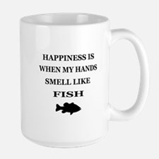 HAPPINESS IS WHEN... Mug