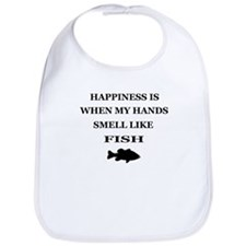 HAPPINESS IS WHEN... Bib