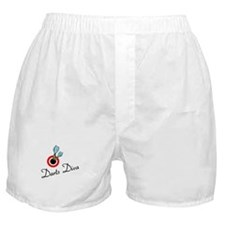Darts Diva Boxer Shorts