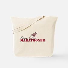 Future Marathoner wf Tote Bag