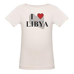 I Love Libya Tee