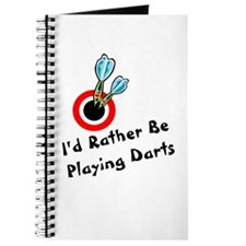 Playing Darts Journal